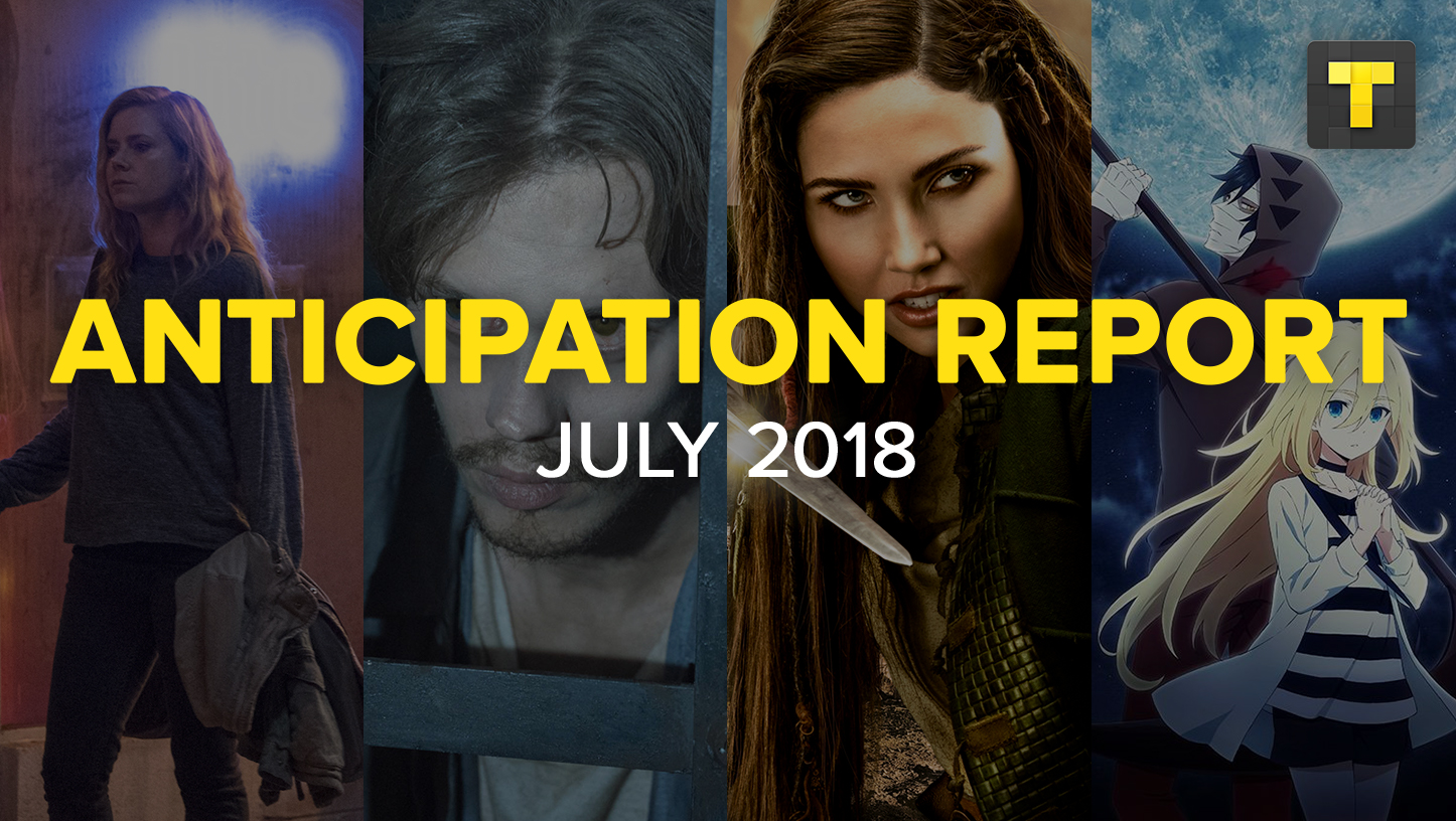 ANTICIPATION REPORT: Genre, Action, and Psychological