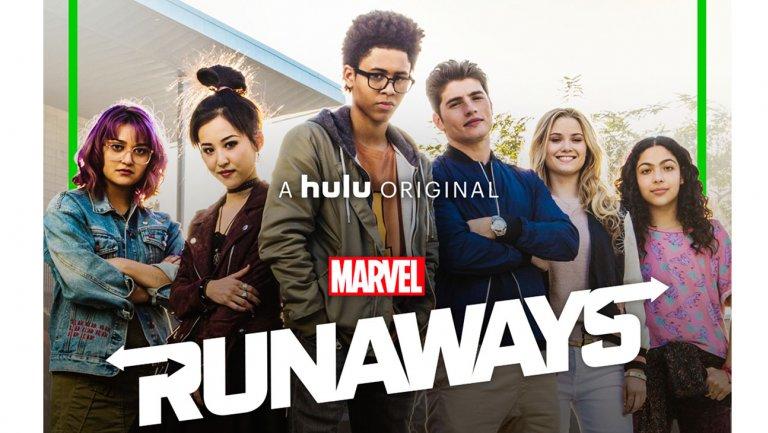 Meet marvels runaways and josh hutchersons future man hulus meet marvels runaways and josh hutchersons future man hulus newest heroes m4hsunfo