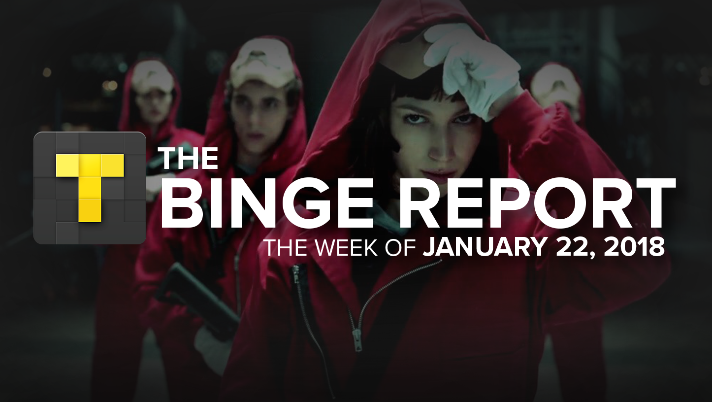 "BINGE REPORT: Fans Go Big For Netflix's Spanish Series ""La Casa de"
