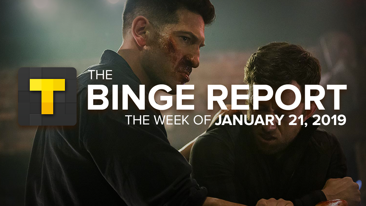 Binge Report It S A Netflix Takeover As Marvel S The Punisher