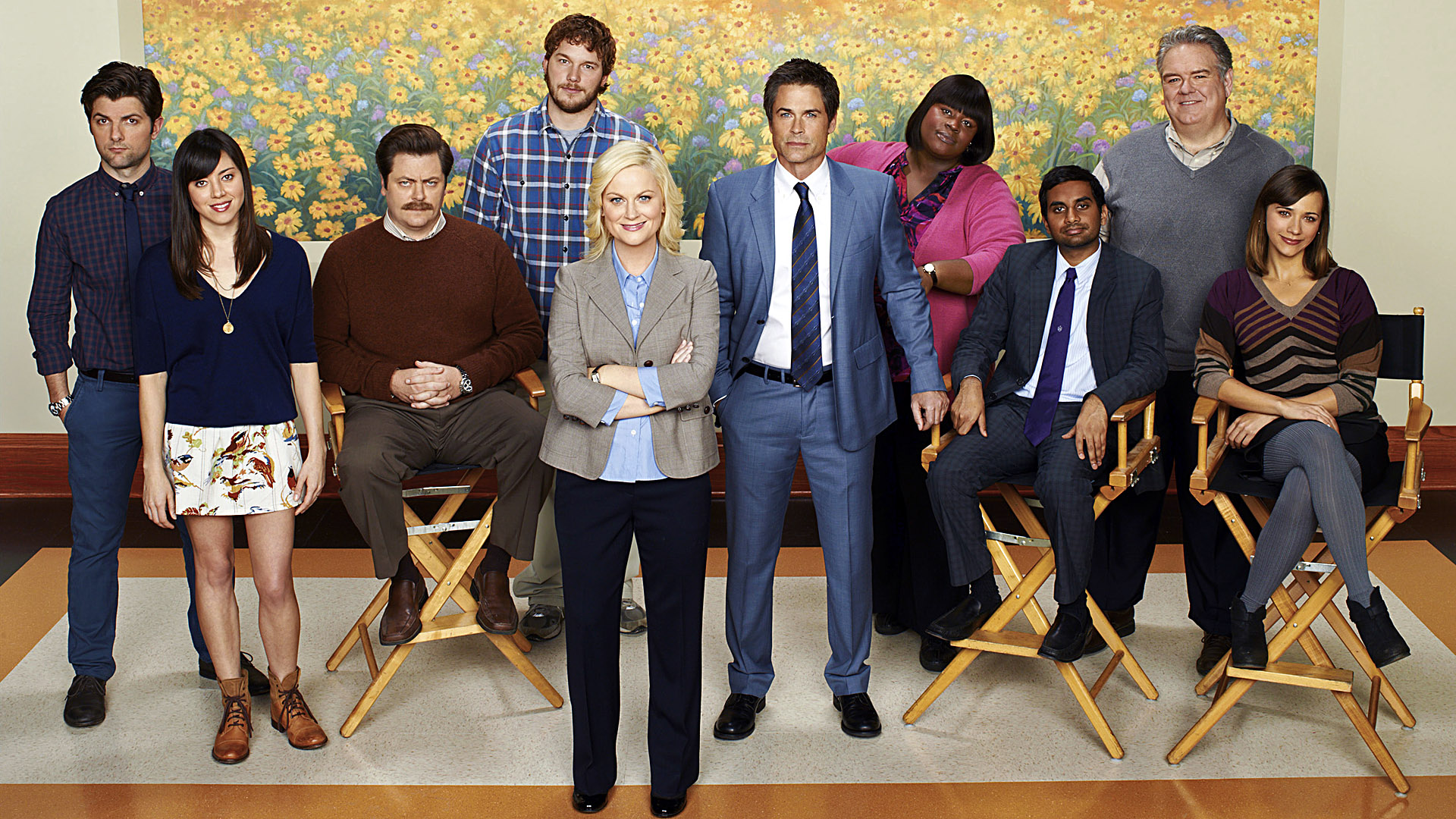 The reason behind Parks and Recreation's success.