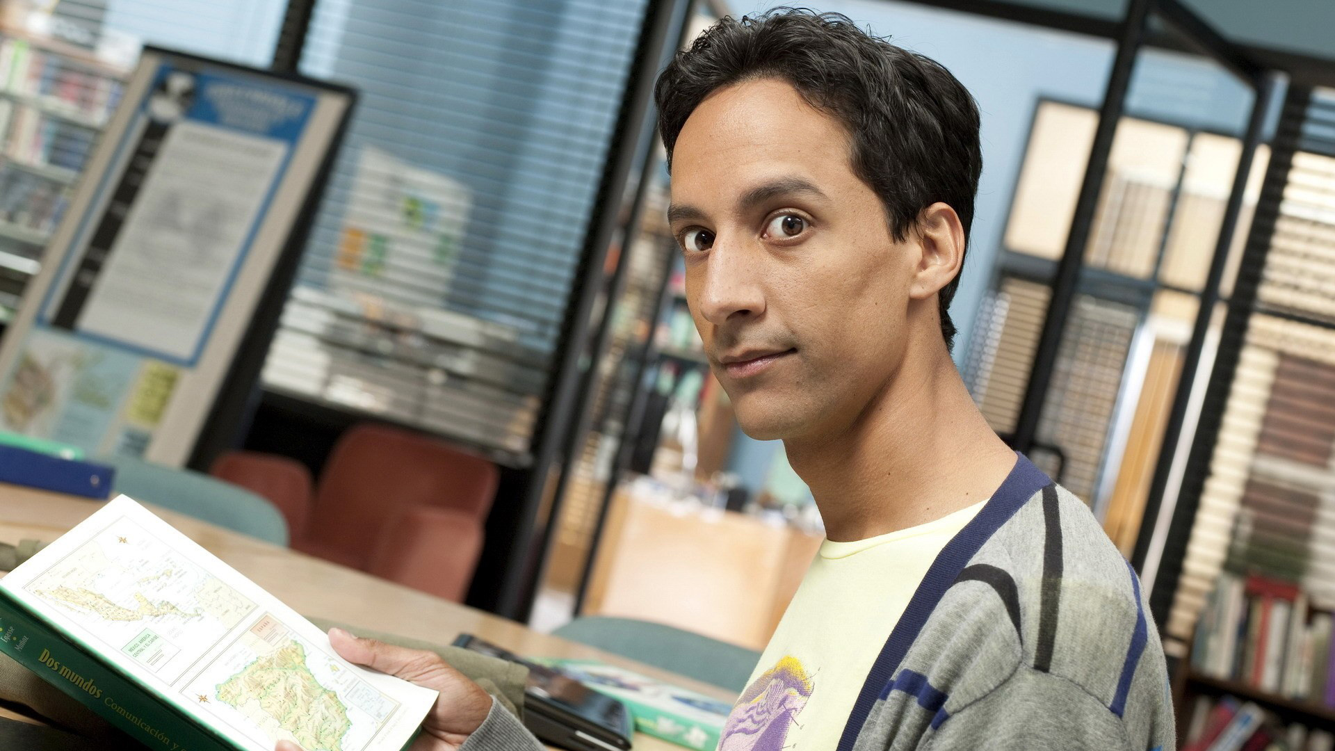 Community = Abed