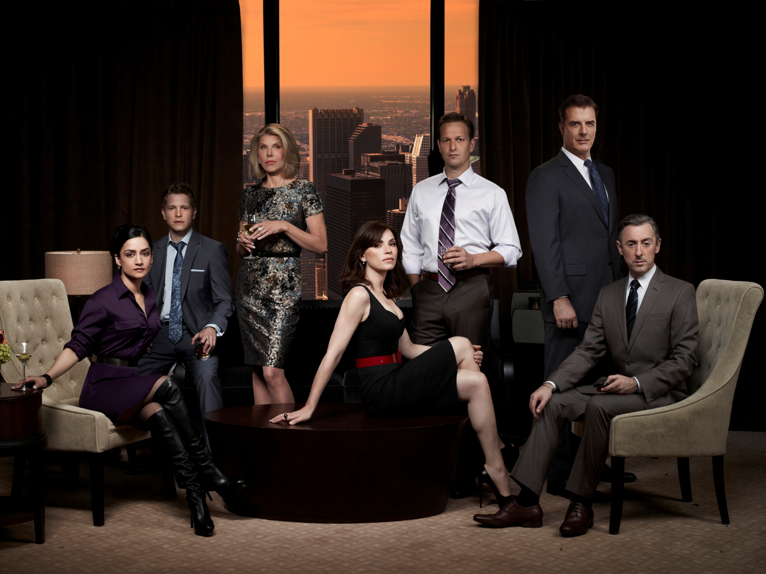 Why The Good Wife is still a great show?