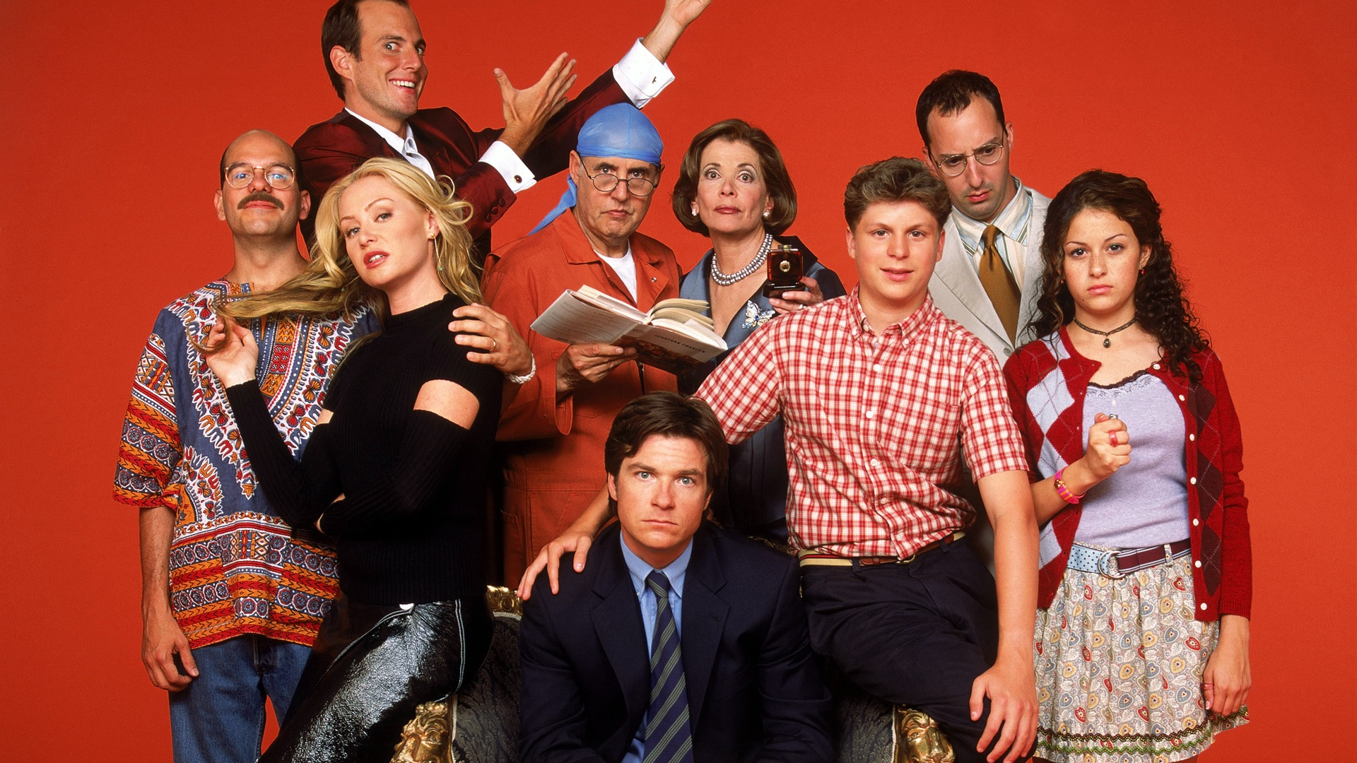 What's special about Arrested Development?